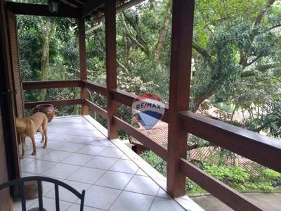 Pendotiba, Condominio Lirios Do Campo Iv Com 4 Suítes E Muito Verde - Ca0050