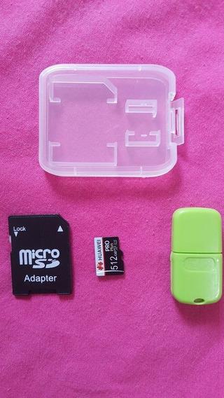Cartão De Memória Micro Sd Pro 512gb