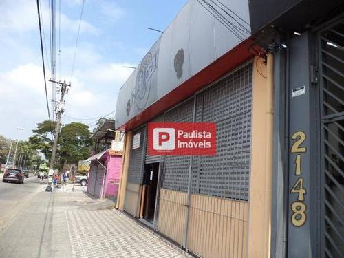 Loja, 230 M² - Venda Por R$ 1.200.000,00 Ou Aluguel Por R$ 5.500,00/mês - Interlagos - São Paulo/sp - Lo0140
