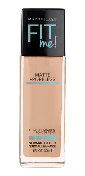 Base Matificante Fit Me Tono 238 Rich Tan Maybelline