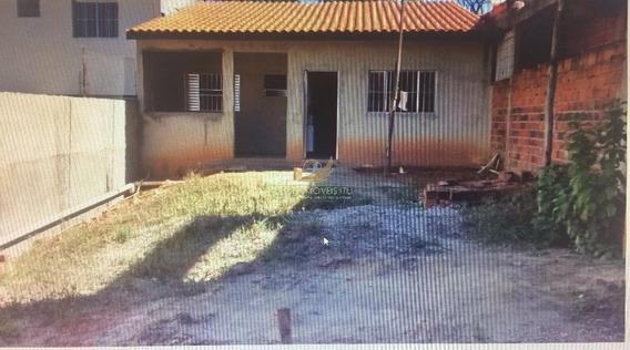 Edícula Residencial Para Venda E Locação, Jardim Penha De França, Itu. - Ed0004