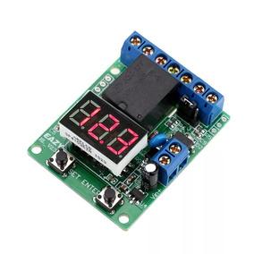 Placa Módulo Relé Automático Controle E Automação Bateria