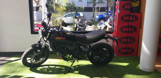 Ducati Scrambler Hashtag Sixty2 Entrega Inmediata San Isidro