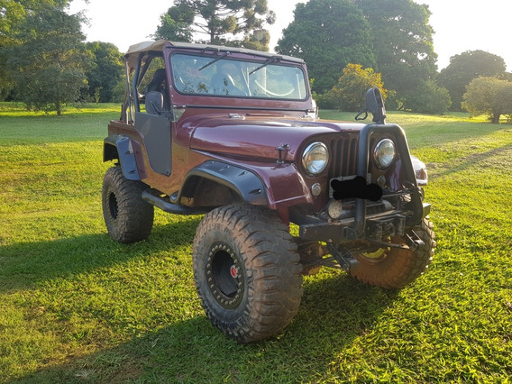 Jeep Wyllis Cj5