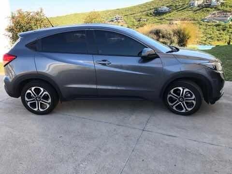 Honda Hr-v 1.8 Ex 2wd Cvt 2018