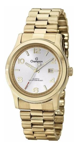 Relógio Champion Feminino Ch24428h - Dourado