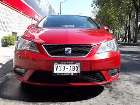 Seat Ibiza 2015 Style Dsg Qc 1 Dueño Fact Orig Acepto Auto