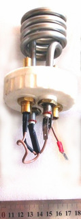 Calentador Eléctrico Resistencia Para Agua 500w, 220v Ac/dc