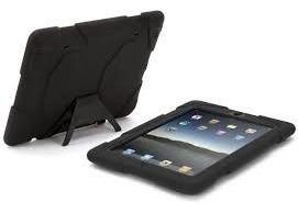 Capa Case iPad Mini 1 2 3 Proteção Infantil Anti Impacto