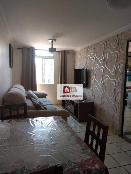 Ótimo Apartamento Para Venda Na Cohab 5 - Ap0057