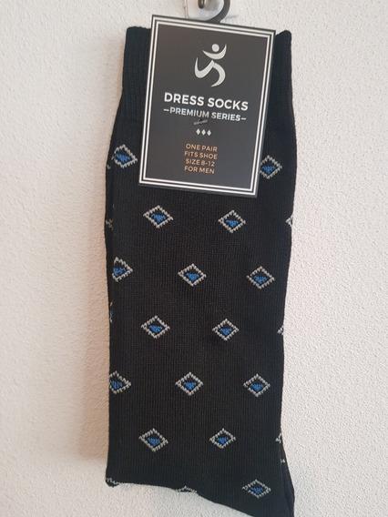 24 Calcetines De Vestir Dress Socks Importados De Usa