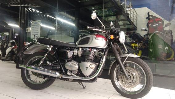 Triumph Bonneville T120 - 2017