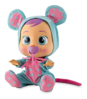 Muñeca Juguete Bebes Llorones Cry Babies Lala Boing Toys