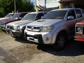 Toyota Hilux 3.0 Srv Doble Cab 4x4