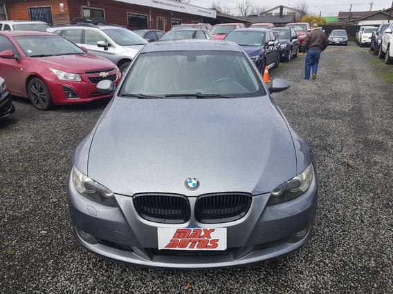 Bmw Coupe 2009 2.5 Gris