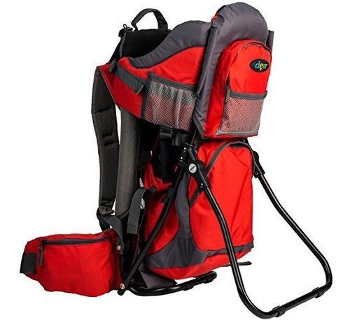 Imagen 1 de 9 de Clevrplus Canyonero Camping Baby Backpack