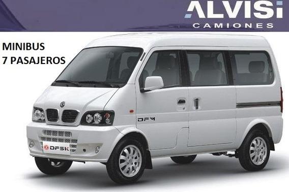 Dfsk K07 Minibus 7 Pasajeros Iva Inc.