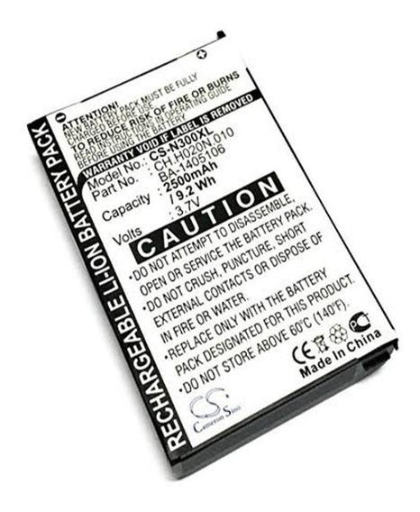 Bateria Para Juno Cs-n300xl 3,7v 2500mah Li-on