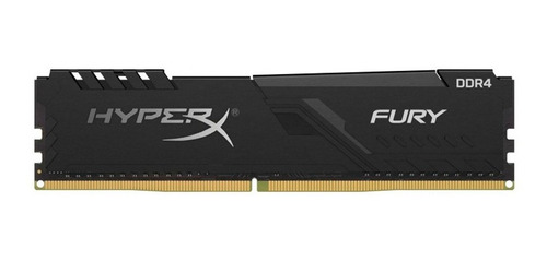 Memoria Pc Ddr4 Kingston Hyperx Fury 16gb 2666 Mhz 3