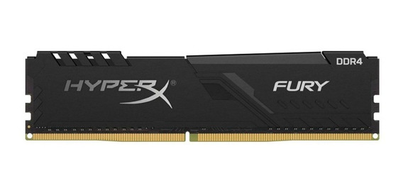 Memoria Pc Ddr4 Kingston Hyperx Fury 16gb 2666 Mhz 2