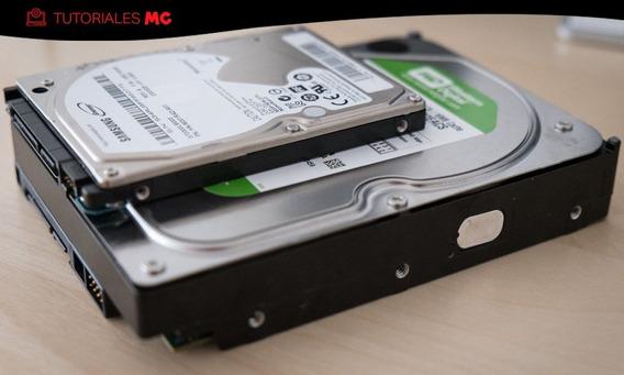 Disco Duro De 320gb Laptop Sirven Para Pc Sata Marca Seagate