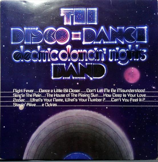 The Disco Dance Band Lp Electric Dancin