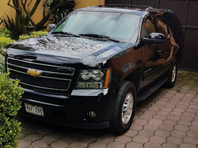 Chevrolet Suburban G Piel Aa Dvd Qc 4x4 At