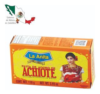 Condimento Pasta De Achiote - g a $130
