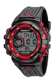 Relógio Speedo Sport Lifestyle 10 Atm Alarme 80614g0evnp1