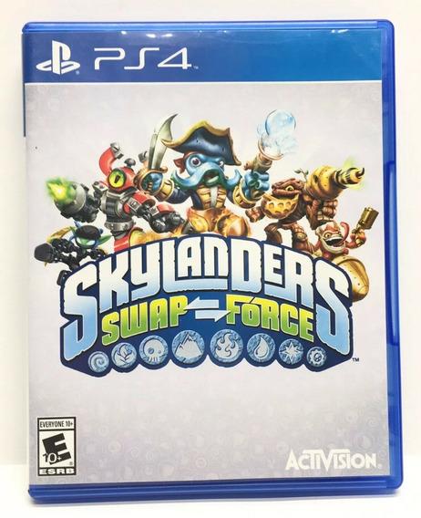 Skylanders Swap Force Ps4 (somente O Jogo)