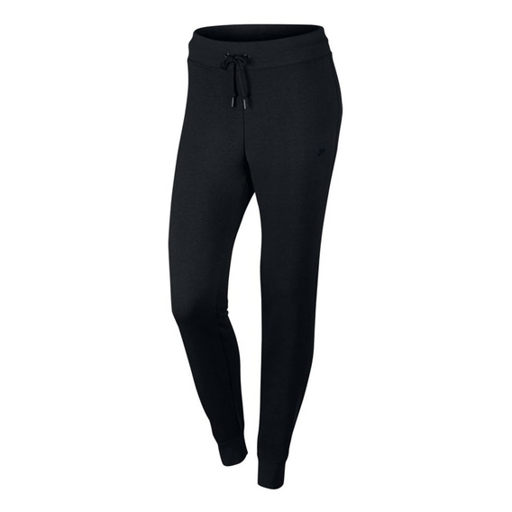 Pantalón Nike Modern Negro Mujer