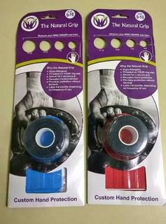 Natural Grip - Protetor Para Palmas Crossfit