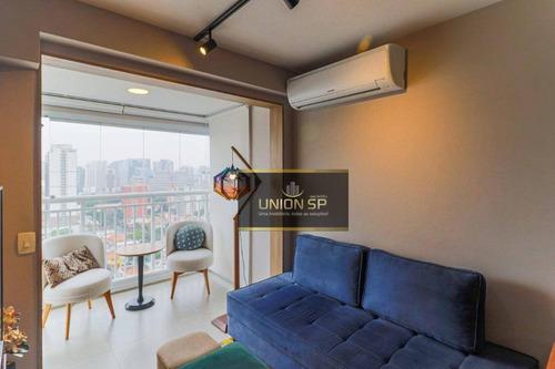 Imagem 1 de 30 de Apartamento Com 2 Dormitórios À Venda, 54 M² Por R$ 764.000,00 - Chácara Santo Antônio - São Paulo/sp - Ap48313