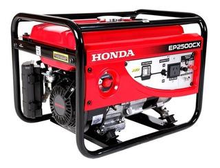 Grupo Electrógeno Generador Honda Ep2500 Cx 4t 4,8hp 2,2kva
