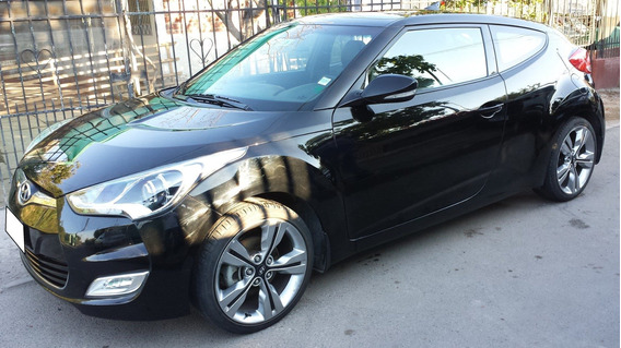 Hyundai Veloster Premium 1.6 Año 2013