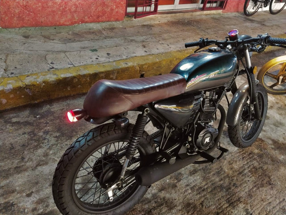 Café Racer 150cc Seminueva Rines 17 Anchos