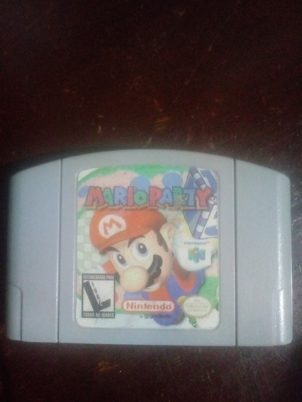 Mario Party 1 Nintendo 64 100% Original