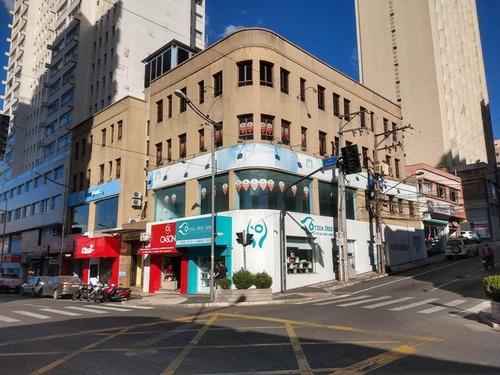 Sala Para Alugar, 224 M² Por R$ 5.100,00/mês - Centro - Ponta Grossa/pr - Sa0168