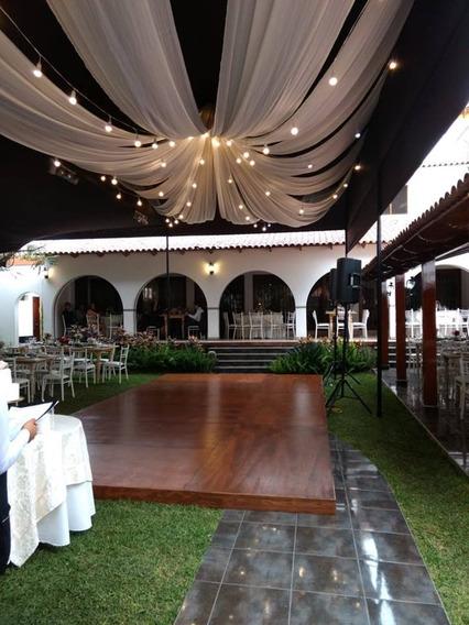 Alquilo Hermosa Casa Para Eventos En San Borja - La Floresta