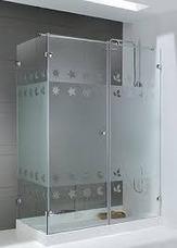 Puertas Para Baños Con Vidrio Templado Y Otros...