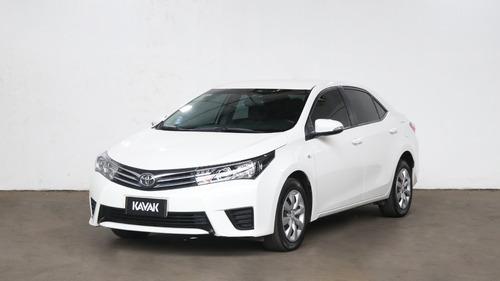 Toyota Corolla 1.8 Xli Mt 140cv L/17 - 97570 - C