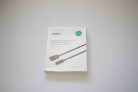Adaptador Usb Tipo C Aukey Para Macbook