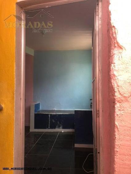 Casa 1 Dormitório Para Locação Em São Paulo, Parque Ipê, 1 Dormitório, 1 Banheiro - 8430_1-1389011