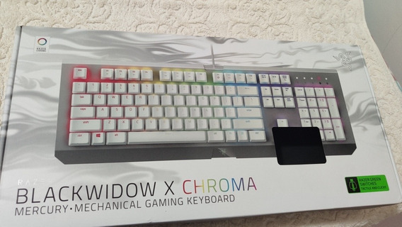 Blackwidow Chroma Mercury