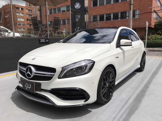 Mercedes-benz Clase A 45 4 Matic