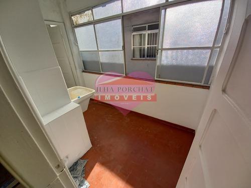 Imagem 1 de 14 de Apartamento Em Centro - São Vicente, Sp - 1556