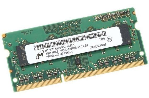 Memoria Sodimm 2gb Ddr3l 1600 Ramaxel