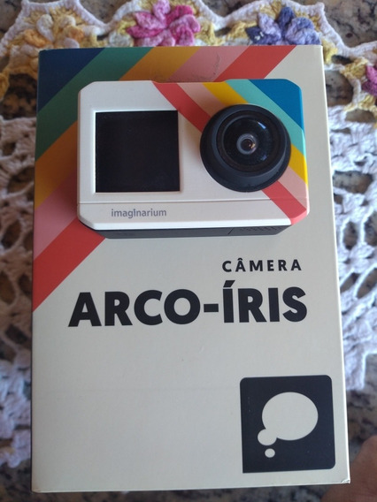 Câmera Arco Iris