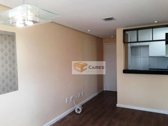 Apartamento Com 2 Dormitórios À Venda, 45 M² Por R$ 250.000,00 - Jardim Nova Europa - Campinas/sp - Ap5496