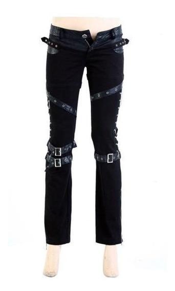 Pantalon Gotico Te626 Goth